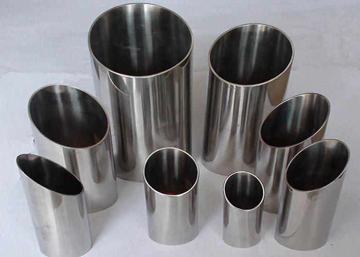304 Neoksidebla Ŝtalo-Pipo - ASME SA213 SA312 304 Neoksidebla Ŝtalo