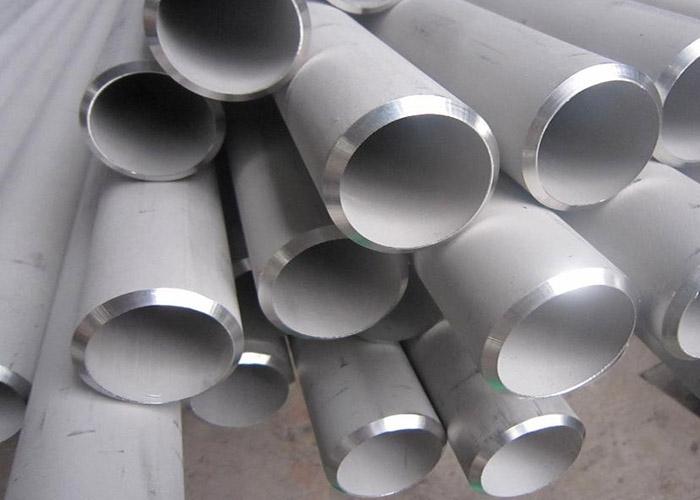 TP316 / 316L ASTM A213 ASME SA213 Neoksidebla ŝtalo