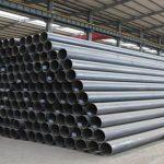 LSAW-ŝtala tubo API 5L 5CT ASTM A53 EN10217