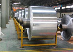 Aloja aluminia bobeno kun 1100,2024,3105,4A11,5083,6061,6082,6063,7A09