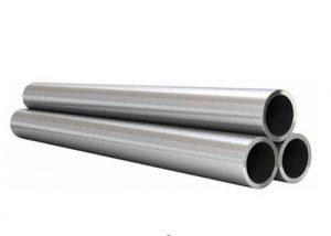 Inconel 718 Tuboj ASTM B983, B704 / ASME SB983, SB704