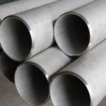 Neoksidebla ŝtala tubo de granda diametro 347 / 347H