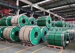 Neoksidebla ŝtala bobeno kun ASTM JIS DIN GB